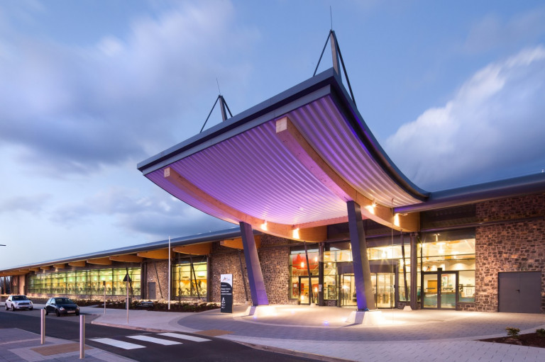 Bangor Aurora Centre